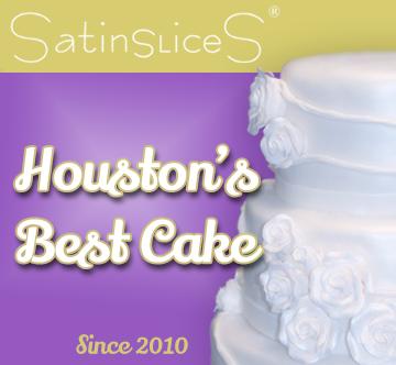 Houston Wedding Cakes SatinSlices